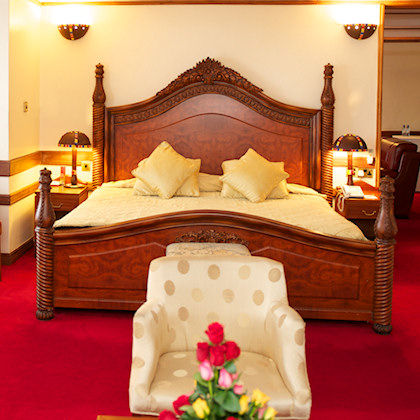 Silver Springs Hotel Nairobi - Excecutive Rooms