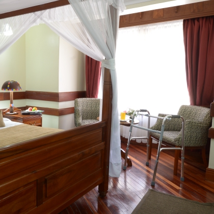 Silver Springs Hotel Nairobi - Superior Rooms