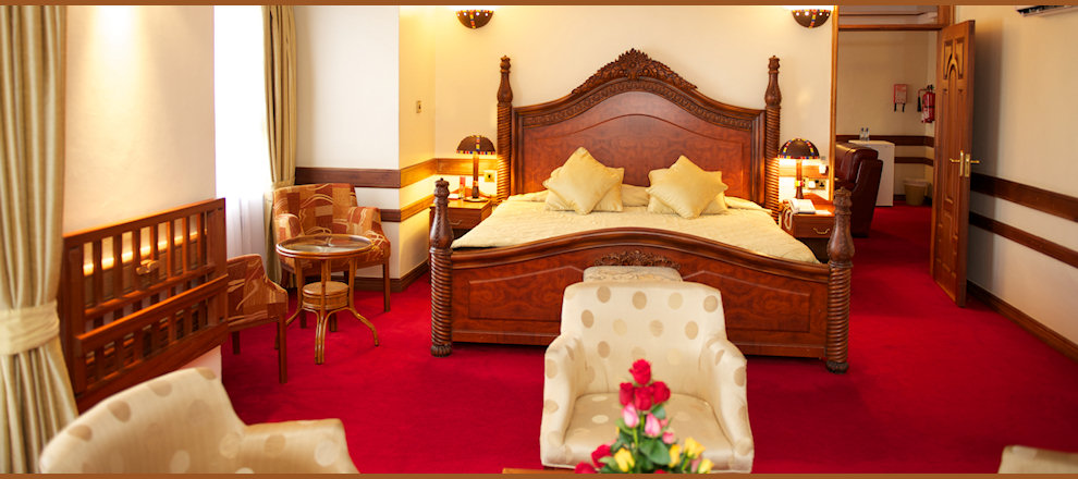 Silver Springs Hotel Nairobi - Hotel Rooms & Accommodations